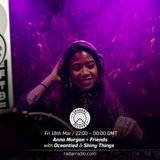 Anna Morgan + Friends w/ Oceanatied & Shiny Things - 16th March 2018