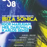 Karlos Sense - live at Barcelona Wet Deck Summer Series - 30-Aug-2015