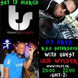 Iain Wylder on Trance Secrets on FM Life Radio - 17/03/2012