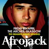 Jon Mancini Apr 2011 Live at THE ARCHES, GLASGOW