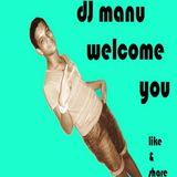 DJ Manu - Mix De L`annee 2012