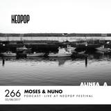 Alinea A #266 Moses & Nuno (Neopop)