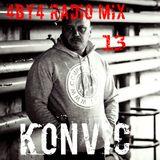 4by4London Radio Mix 13: Konvic