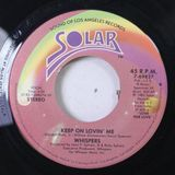 The Whispers  Keep On Lovin Me 1983   Urban Grooves Extended