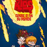 Vince et Stan Salon du livre 2011 pour les Chronokids