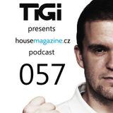 TiGi presents housemagazine.cz podcast 057 (Peet V guestmix)