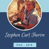 Eric Underhill - Special Tribute Show for the Late Great STEPHEN THERON - 17.07.2018