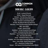 The Common Audio Show #042 // KISS FM AUSTRALIA