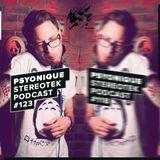 Psyonique - Stereotek Podcast #123