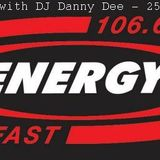 Club Energy on Energy 106 with DJ Danny Dee - 25th Sept 1999
