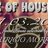 Mauricio Morkun's A Slice of House Music promo-mix