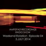 Mik Santoro @ TEMPO RADIO  Episode 04   Ampispazi Radio Show