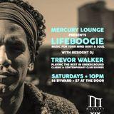 "Trevor Walker live @ Mercury Lounge 2016-03-19 ""lifeboogie Saturdays"""