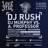 Paula Cazenave @ Love And Hate party (La Riviera, Madrid, Spain) 21-09-2013