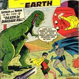 """Giant Lizards shall soon rule the Earth! Episode One """"Making an ass out of an assailiant"""""""