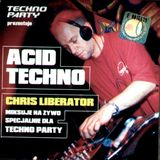 Chris Liberator - Techno Party Magazine Mix (1999)
