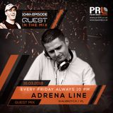 QUEST In The Mix #104 - Guest Mix: Adrena Line @ Polish Radio London (16.03.2018)