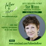 Interview with Sue Minns | Transpersonal Psychotherapist and Author