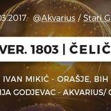 Ivan Mikić LIVE @ Akvarius, Srbija 18.03.2017