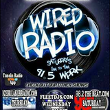 Wired Radio commercial free live w/ Turk, Rampage, & KIng Roosie