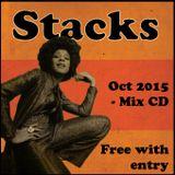 Stacks - Mix CD October 2015