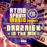 DARZNIEX IN THE MIX - ATMOSFERIX PODCAST #01