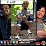 C1 Radio Show #25in25 Week 11 - FLAME