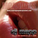 DJ MAPP LIVE @20160222 MOANDAYS AT SANTIAGOUNDERGROUND