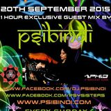 PSIBINDI Exclusive guest mix Psy Trance Experience presented by Mazord @ Clubvibez Radio