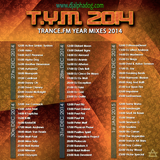 End Of Year Mix 2014 on Trance.FM