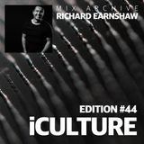 iCulture #44 - Richard Earnshaw Archive Mixtape 2008
