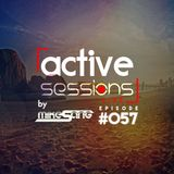 Active Sessions Live #057 By Mike Sang