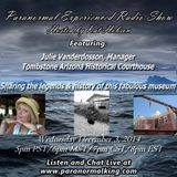 Paranormal Experienced with Kat Hobson with Guest Julier Vanderdosson  12.3.14