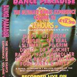 Food Junky & DJ Unity - Dance Paradise Volume 7 12th November 1994