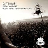 DJ Tennis - Robot Heart Burning Man 2013