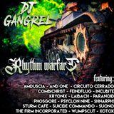 DJ Gangrel - Rhythm Warfare
