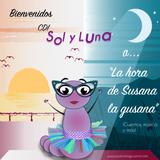 Susana la gusana presenta al CDI Sol y Luna. Cuantos, música y más.