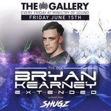 Bryan Kearney Extended - LIVE @ The Gallery, Ministry Of Sound, London, June 2018