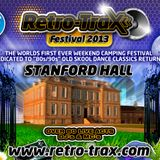 DJ Kelly G LIVE @ Retrotrax Festival / Leicestershire / 11th May 2013