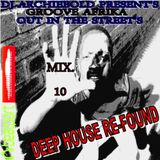 Groove Afrika Funky Re-Founder Mix.10 Mixed by Dj Archiebold