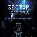 Sector: The Resistance Warm-up Mix Dawn
