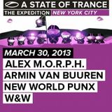 Alex M.O.R.P.H. - Live at ASOT 600 New York (Madison Square Garden) - 30.03.2013