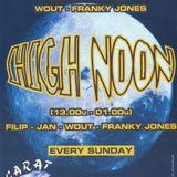 Dj Franky Jones@ AfterClub Carat on Sunday Morning (9u30-11u), Bouwel 16-06-1996