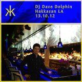 DJ Dave Dolphin - Hakkasan LIVE MIX - Oct. 12, 2013