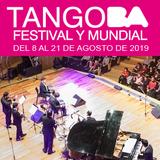 Tango BA -Transmisión concierto de Esteban Morgado Cuarteto junto a María Graña