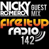 FIUR142 / Nicky Romero Guest Mix / Fire It Up 142
