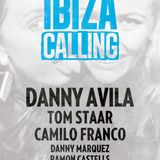 Tom Staar - Live @ Ibiza Calling Space Ibiza (Spain) 2013.09.11.