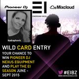 Emerging Ibiza 2015 DJ Competition - Kadraphonic
