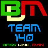Bass Line Man presents - Vision Of Mental Asylum 2013