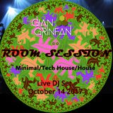 Room Session October 2017 /Minimal-Tech House-House